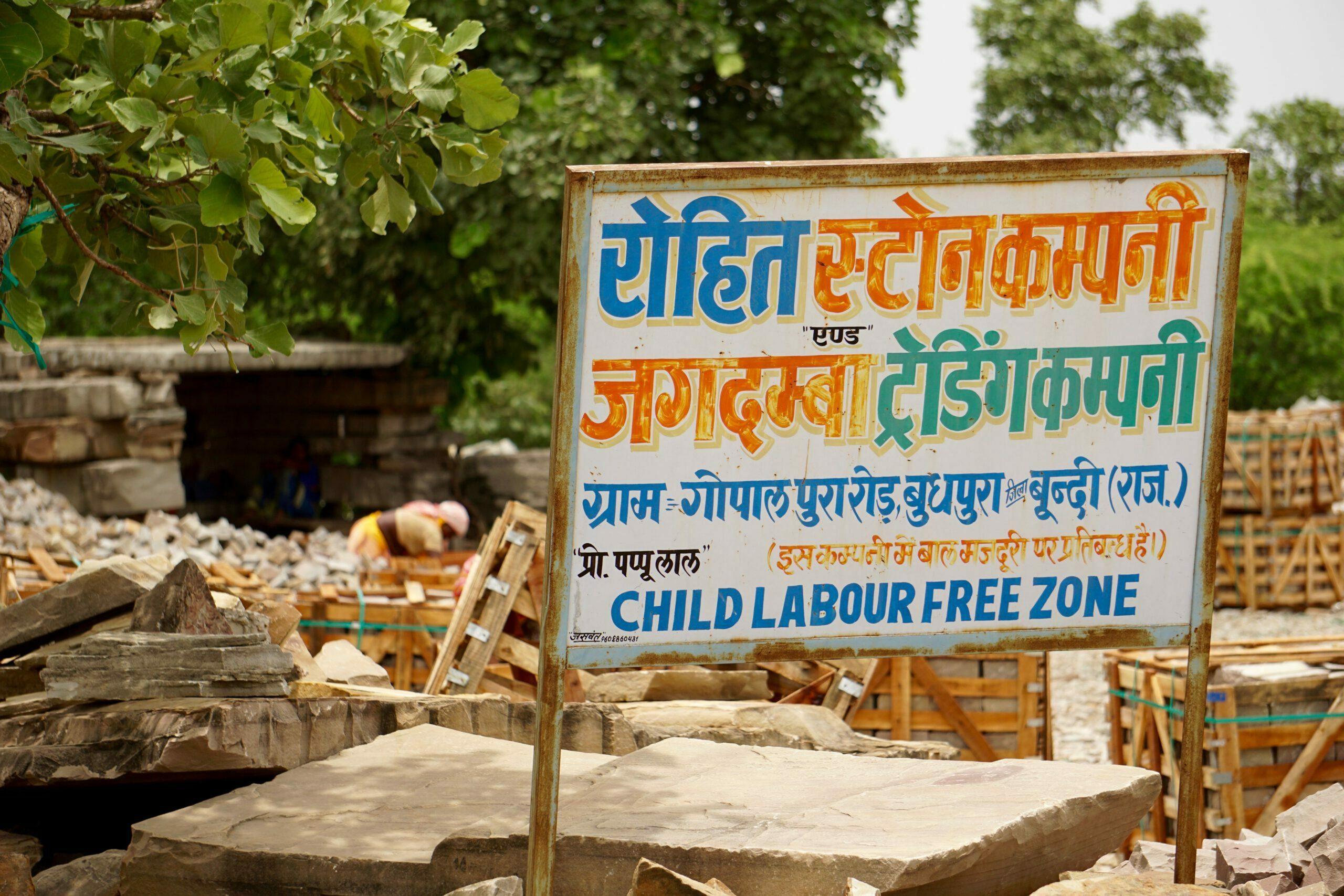 natuursteen stop kinderarbeid