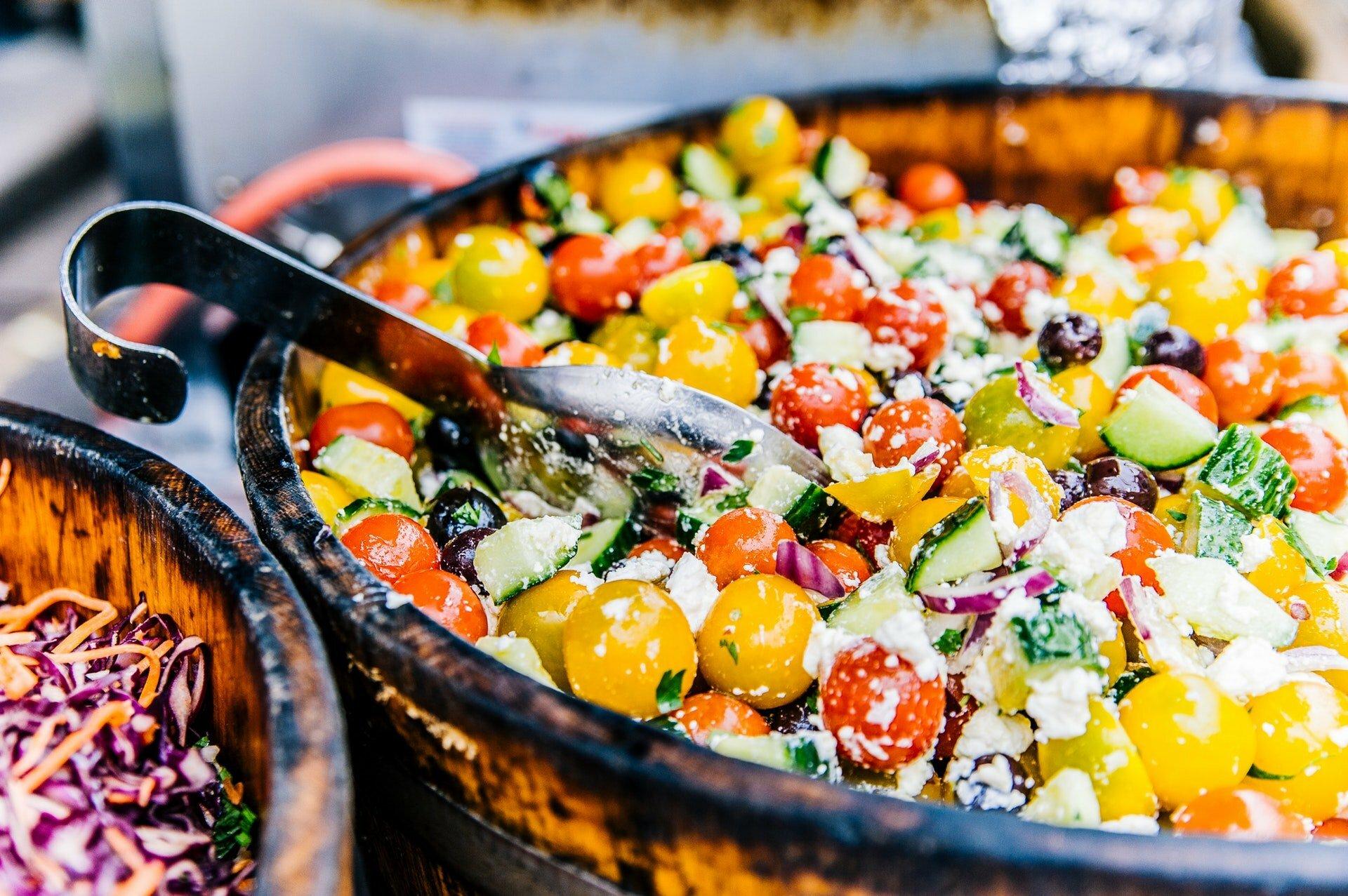 groenten koken
