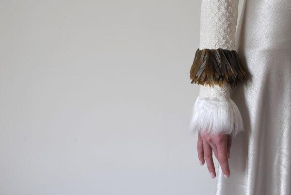 kleding van zeewier