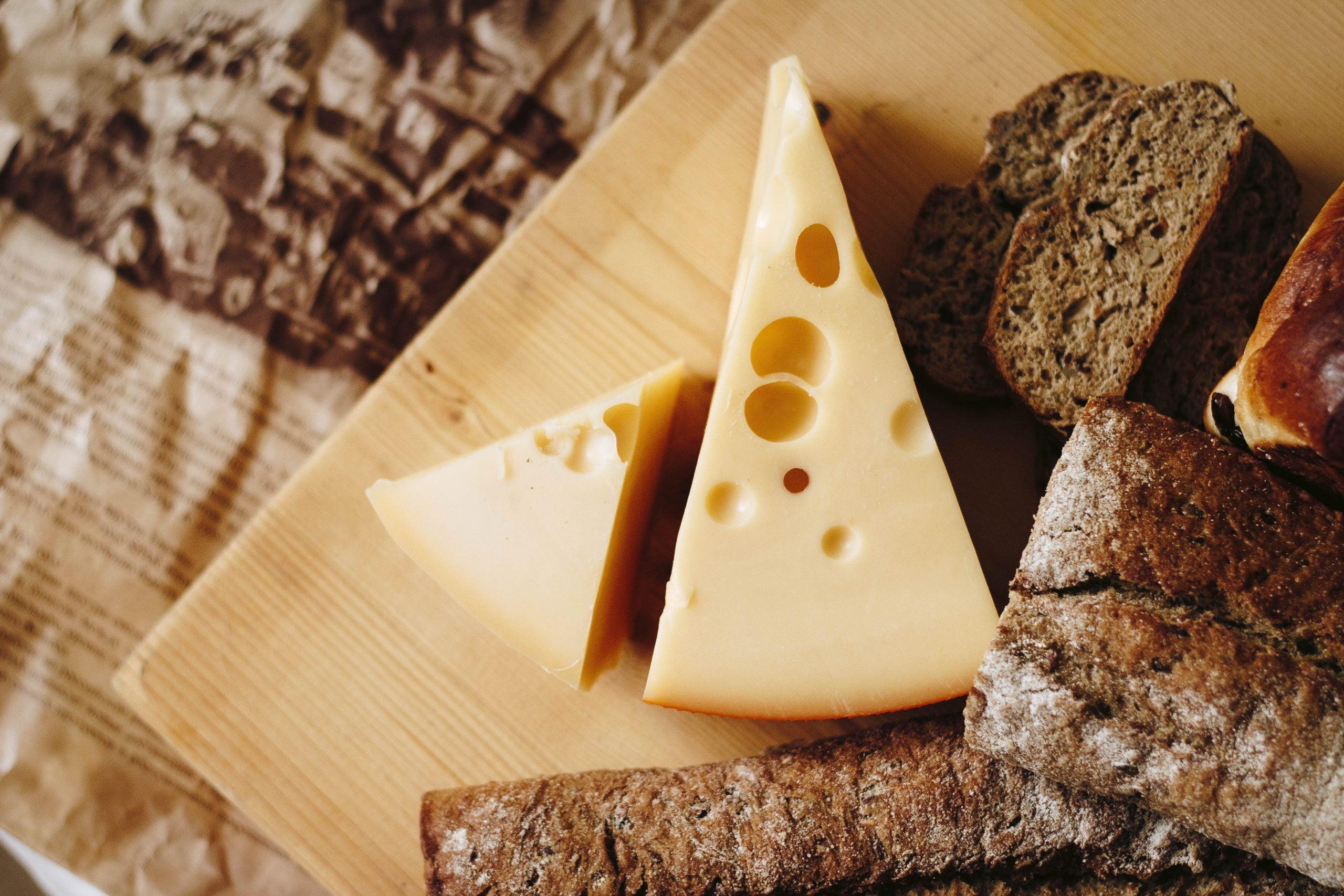 zonder kaas