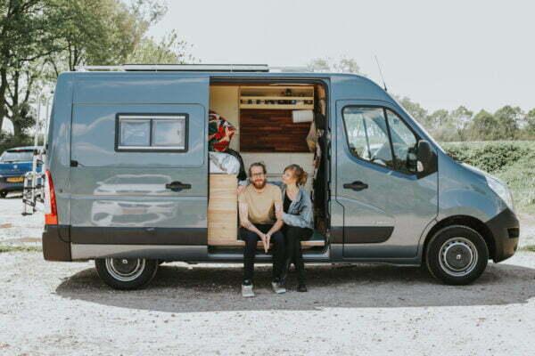 wonen in een camper