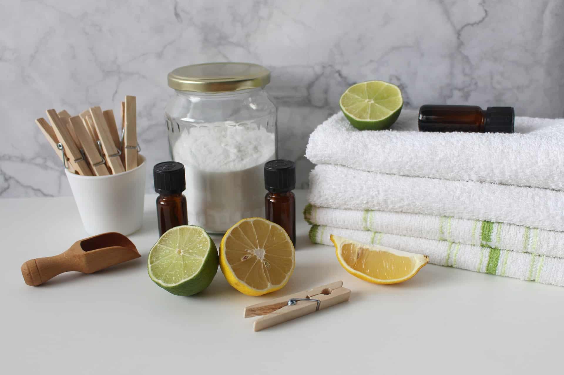schoon op een milieuvriendelijke manier minimal waste