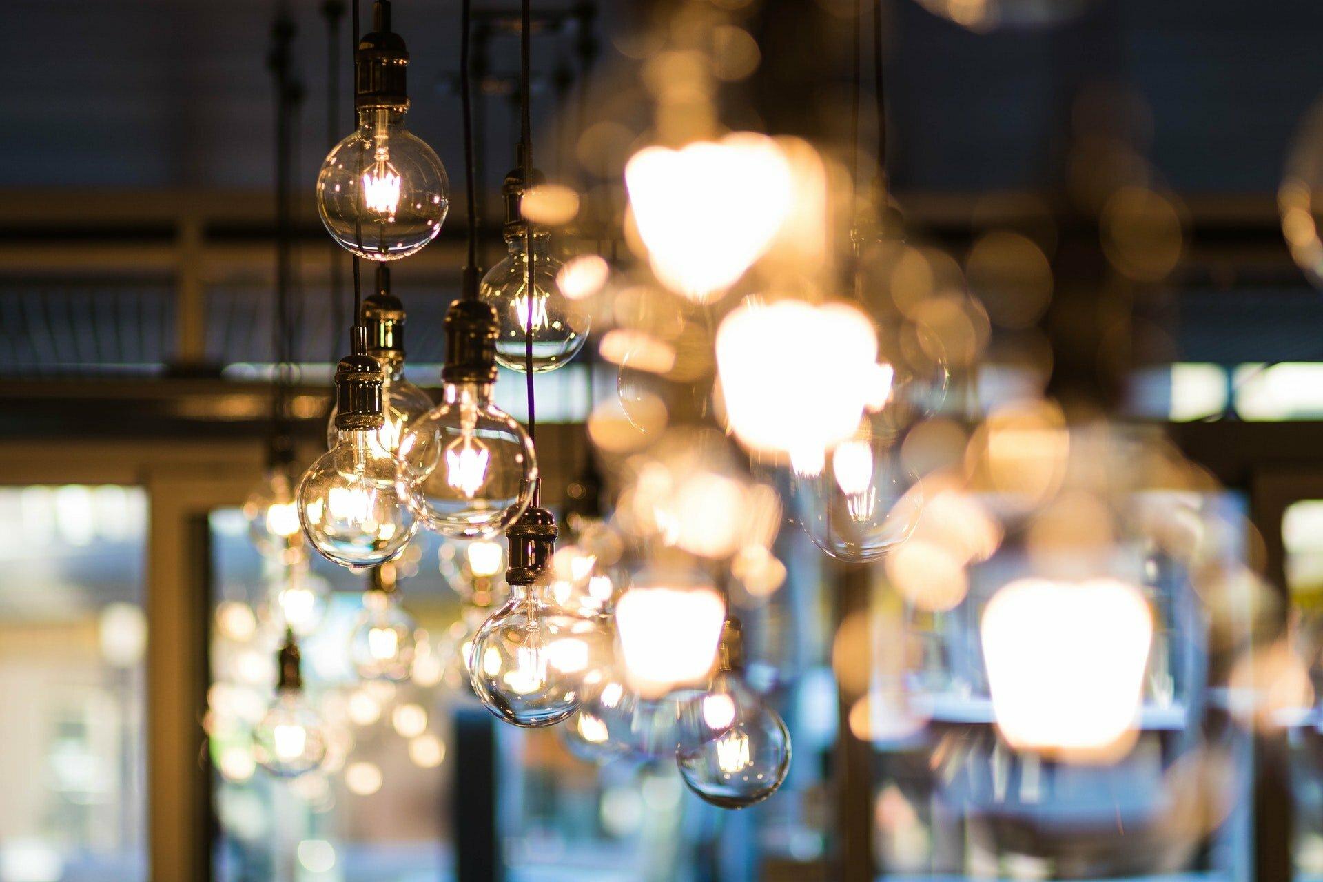 lampen van duurzame materialen