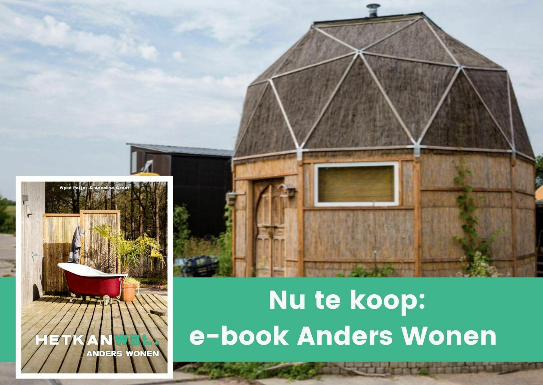 e-book Anders Wonen