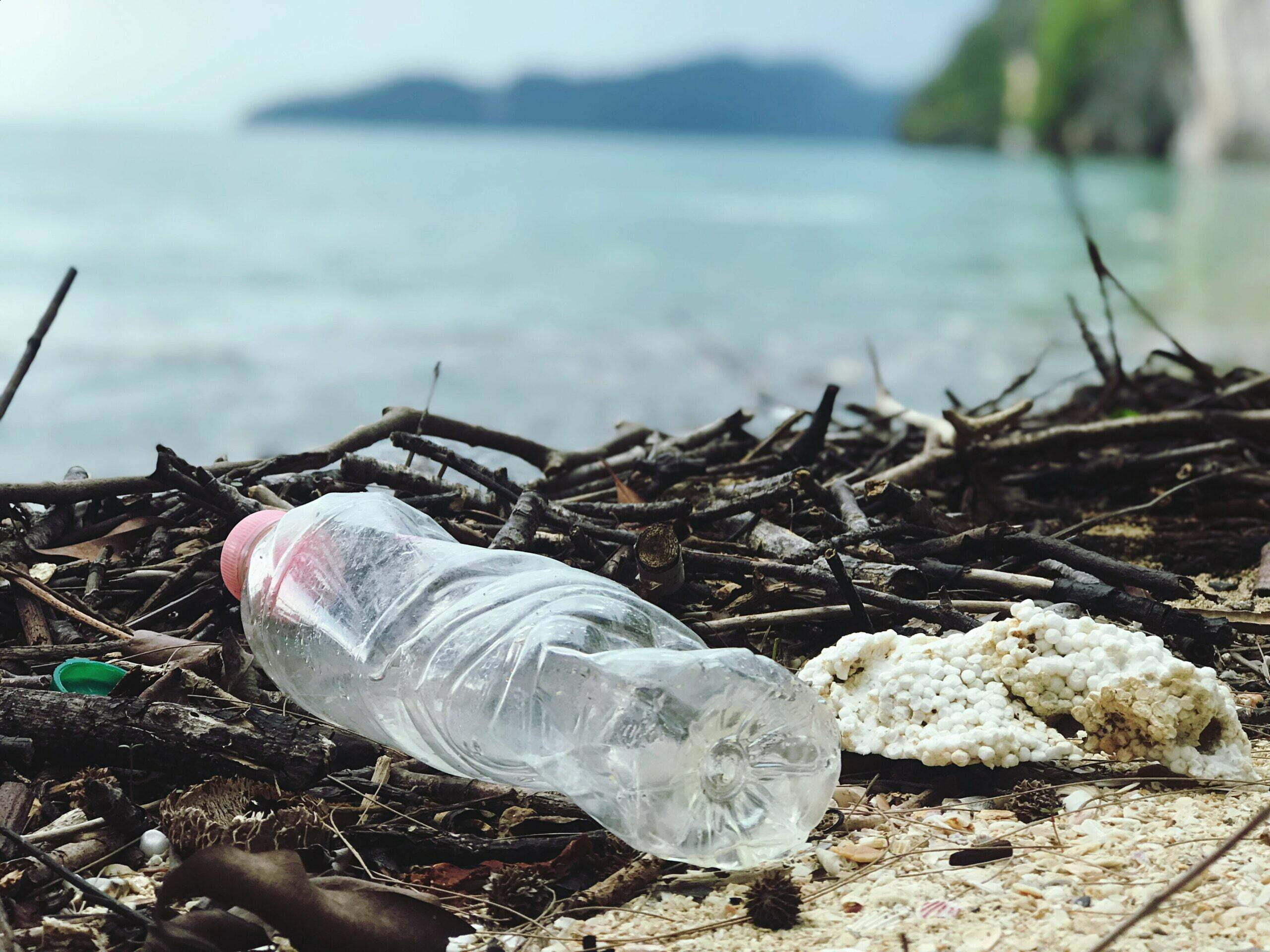 plastic verminderen