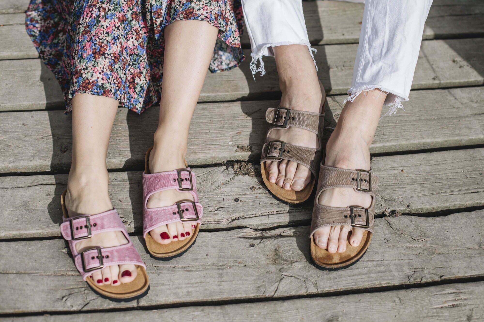 vegan sandalen