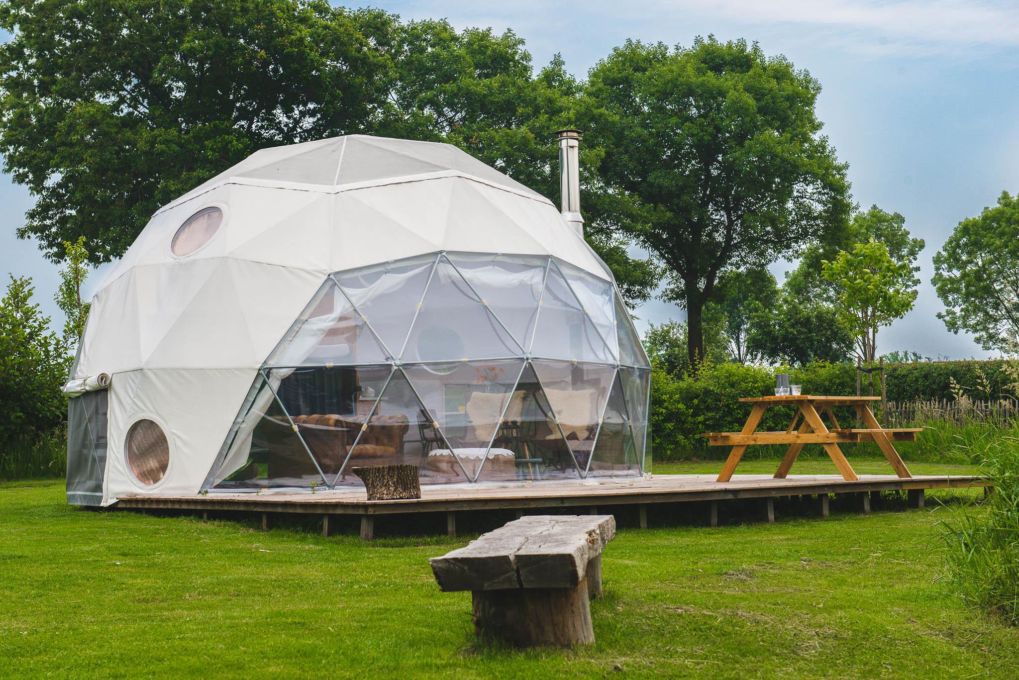 duurzaamste camping van nederland