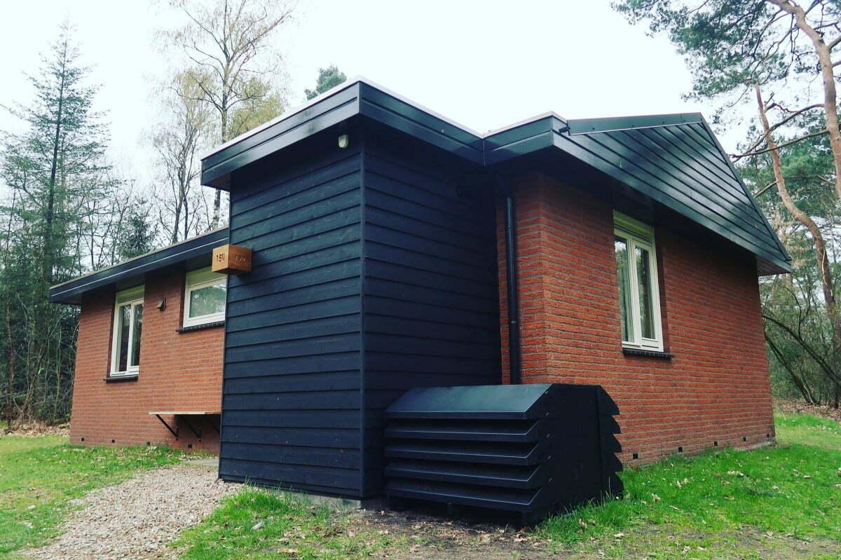duurzame bungalow landal twenshaarveld