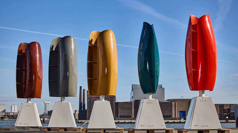 bijzondere windturbines