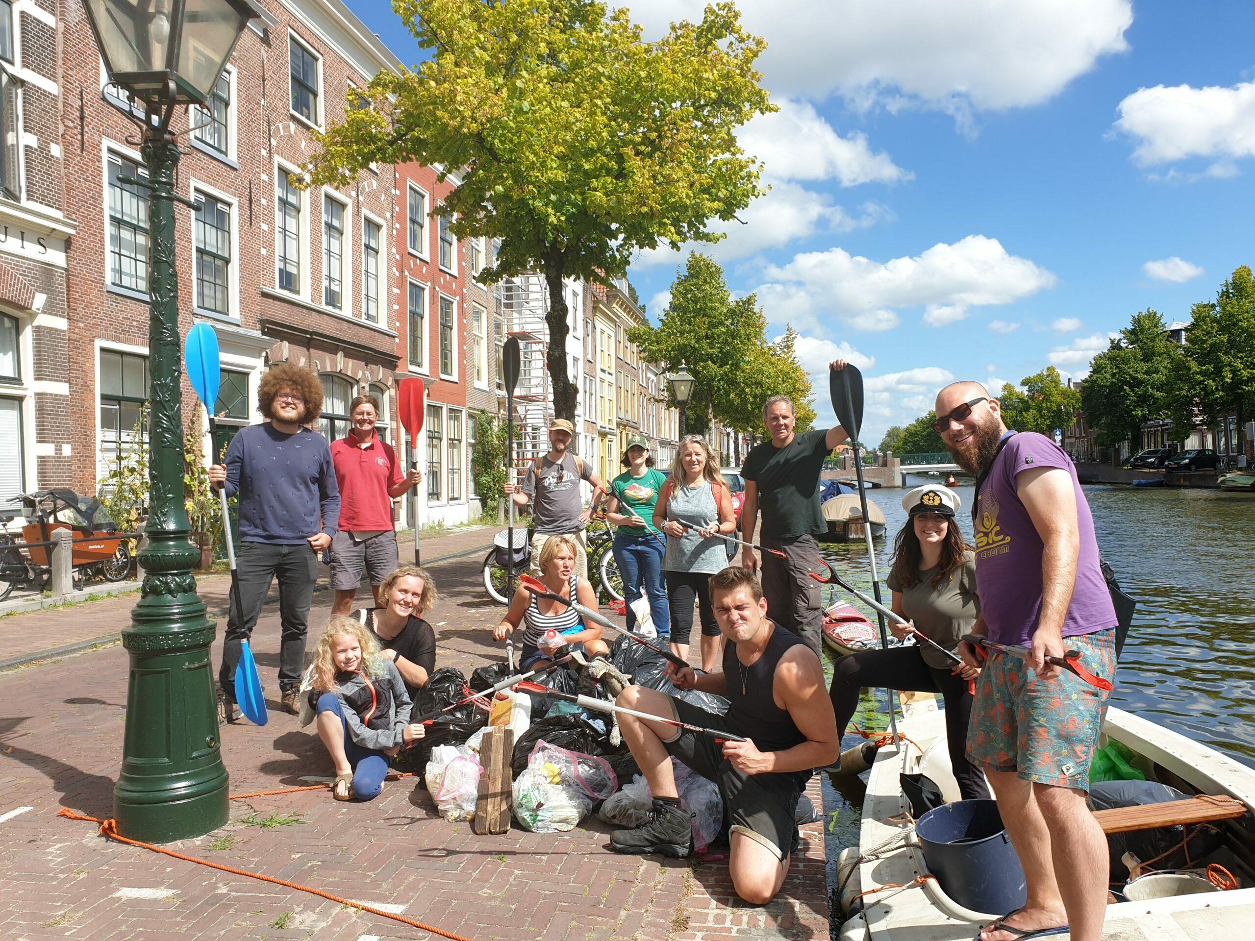 plastic spotters Leiden