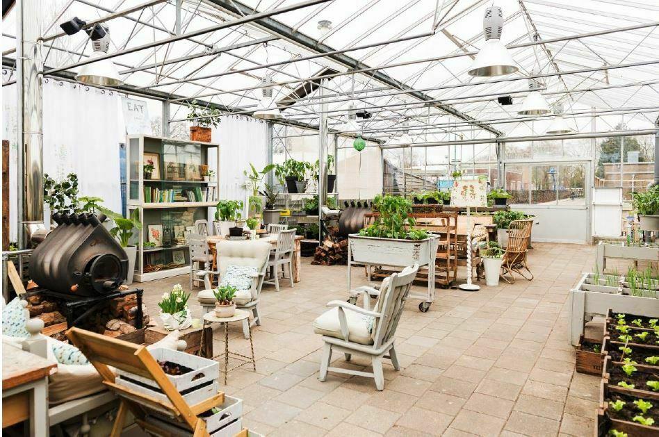 urban food garden