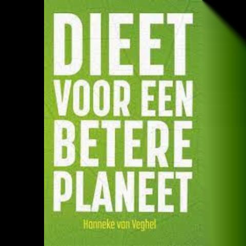 Dieet voor een betere planeet boekcover