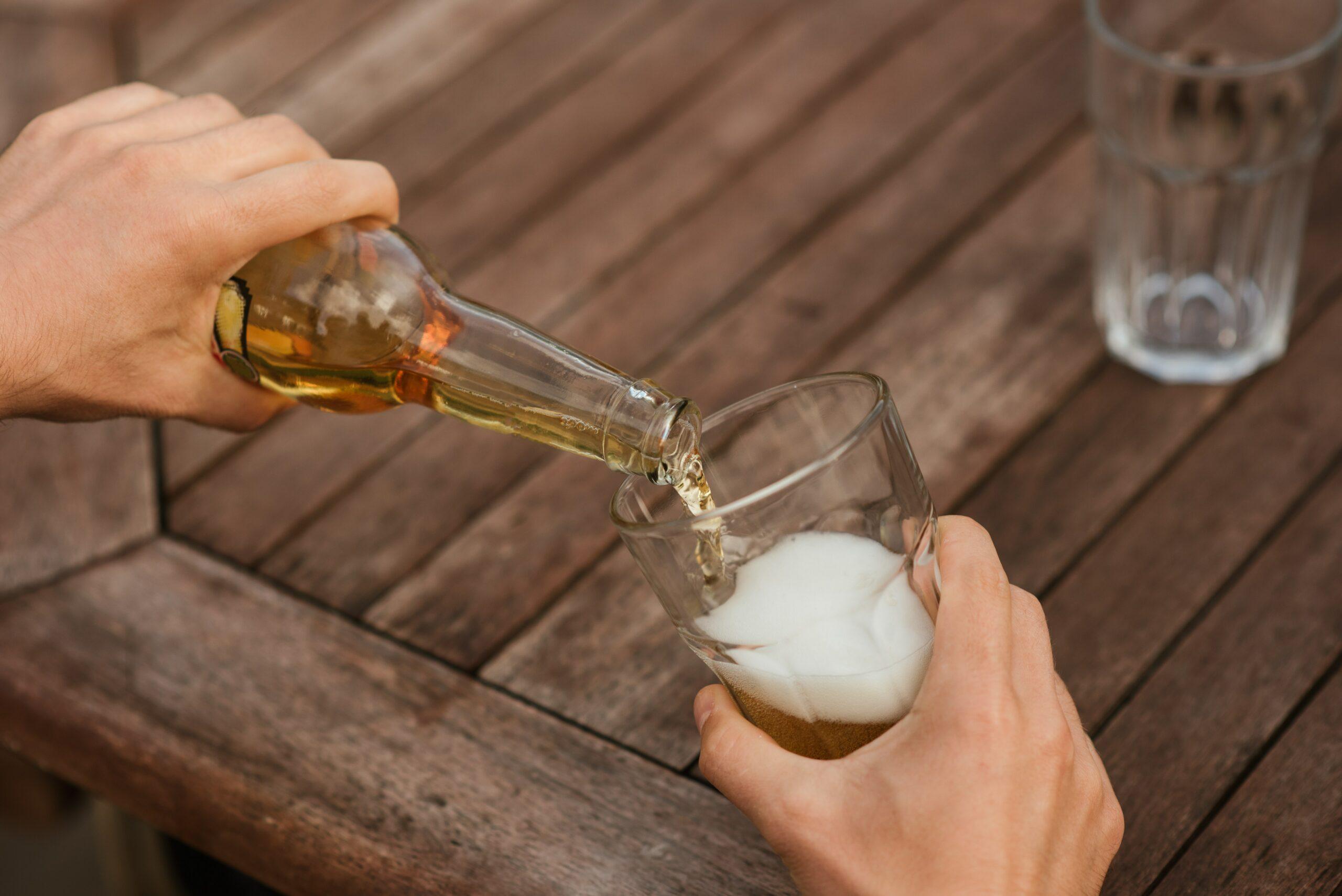 van afval tot eten bier