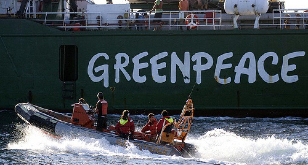 Faiza Oulahsen, Greenpeace activist, vrij gelaten. Foto: Alex Carvalho, Flickr