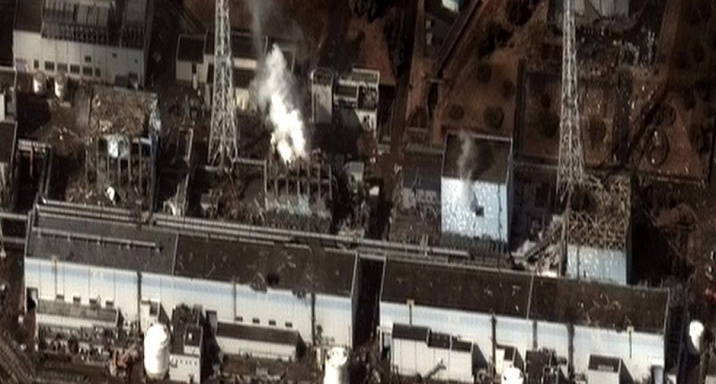 Fukushima Daiichi. Foto: wikimedia commons