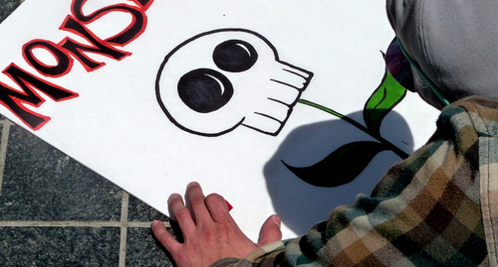 Monsanto. Foto: msdonnalee, Flickr