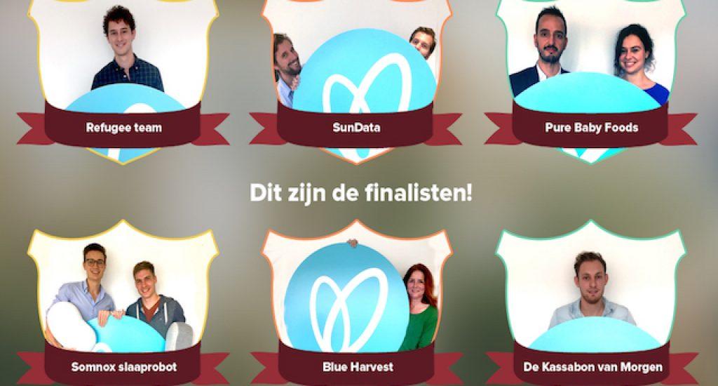 Finalist Wereldprijs