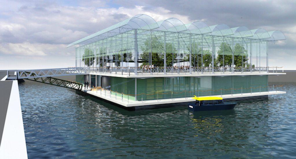 Floating Farm - BELADON