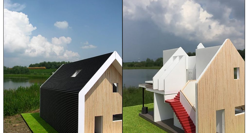 Ecohuis bouwen