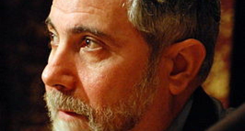 Paul Krugman. Foto: wikimedia commons