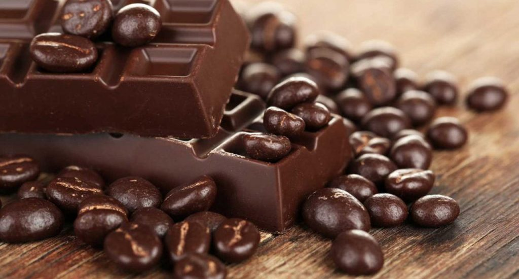 Pure chocolade is gezond