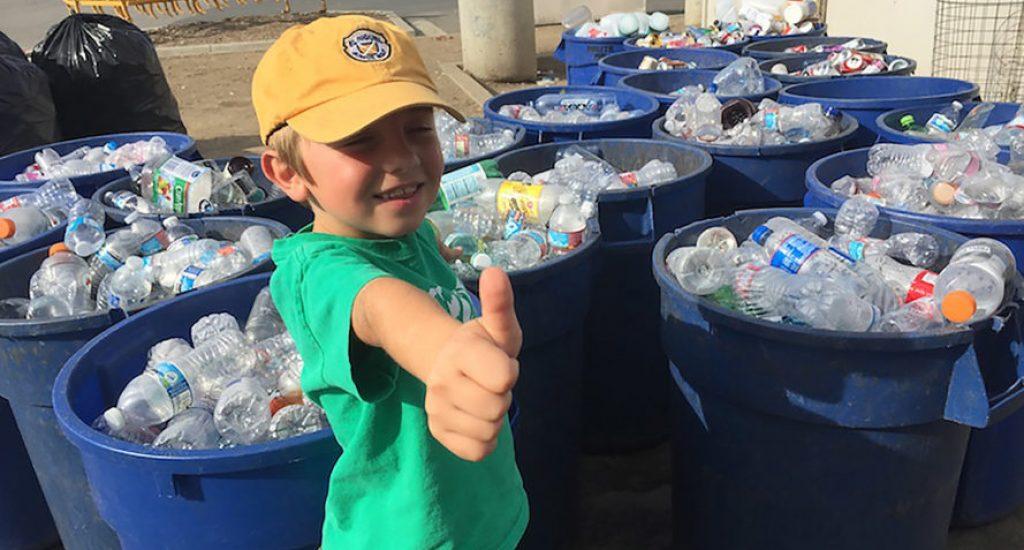 Ryan's recycling company