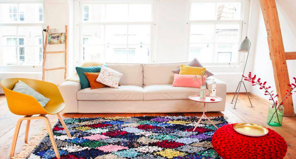 Carpets of Life. © Photography Pam Kat & styling Sander van Eyck and Pilou Verwiel.