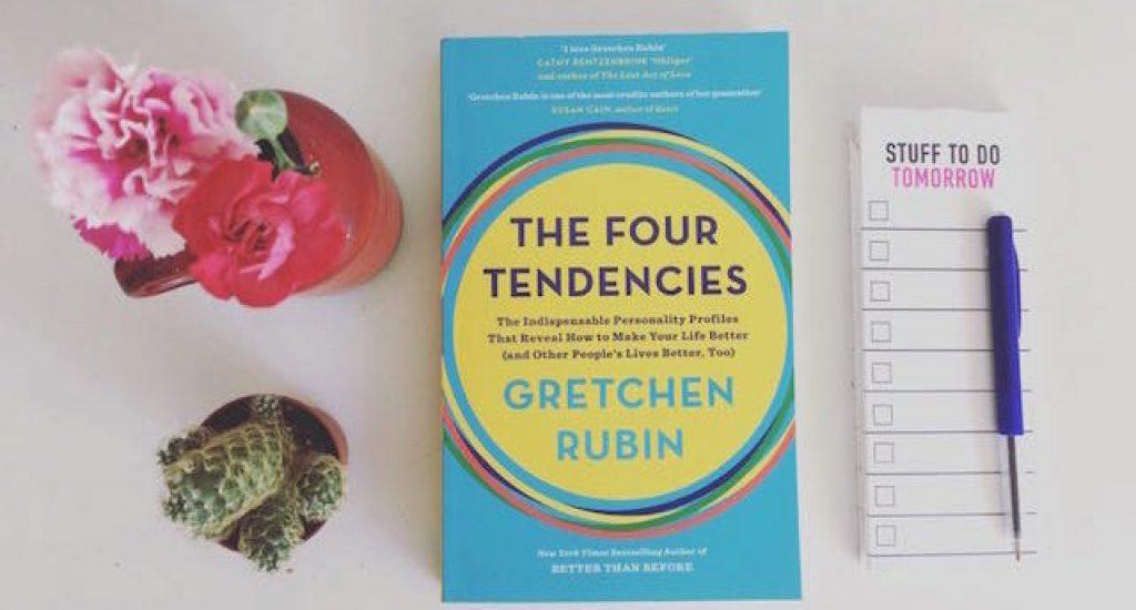 Gewoontes doorbreken The Four Tendencies Gretchen Rubin