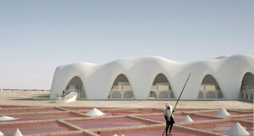 The Salt Project - duurzaam bouwen