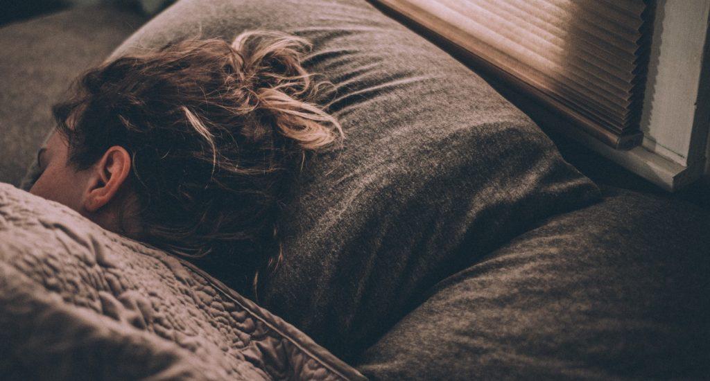 Afvallen terwijl je slaapt