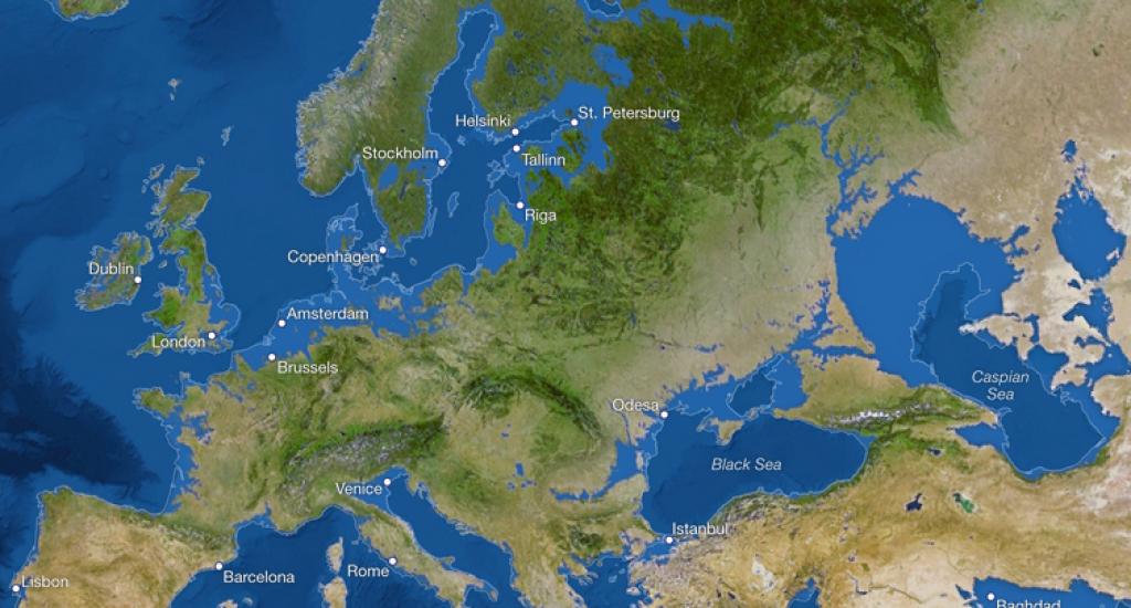 ijsvrije wereld