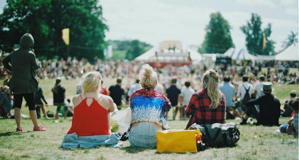groene festivals