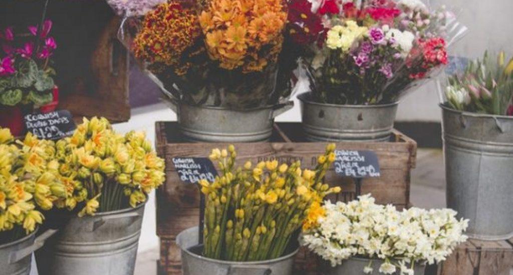 duurzame bloemist
