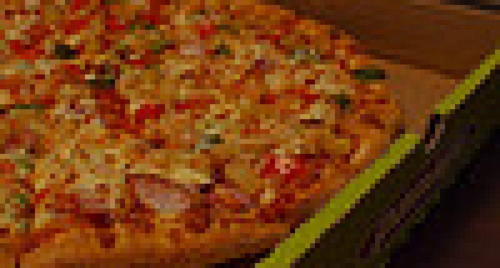 Pizza. Foto: Calgary Reviews, Flickr.