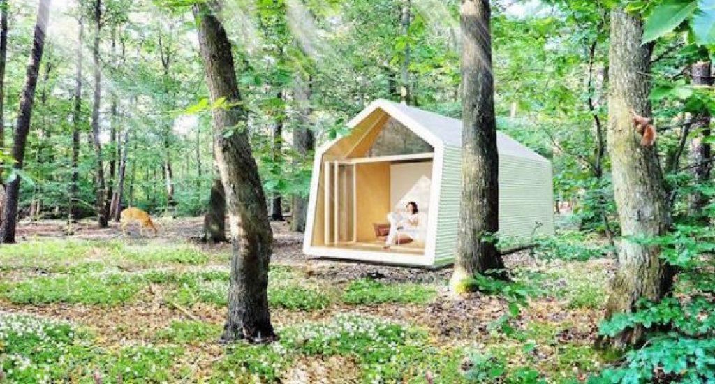 grond tiny house
